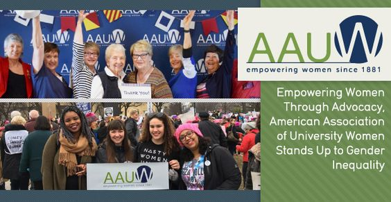 image from AAUW's Pinterest board